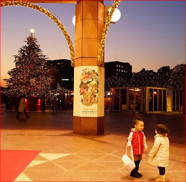 恵比寿ガーデンプレイスのクリスマスイルミネーション2013_b0145398_22333613.jpg