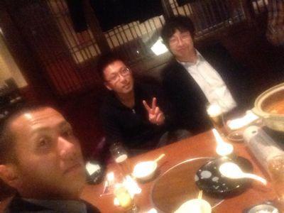 トミー、パストラル合同忘年会_b0127002_0222611.jpg