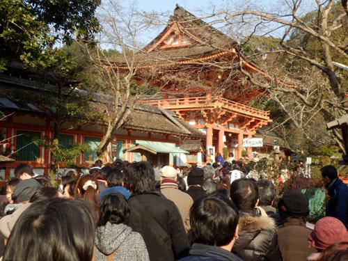 2014初詣2 上賀茂神社_e0048413_19354426.jpg