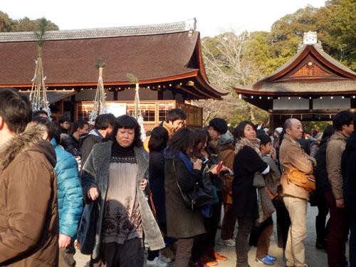 2014初詣2 上賀茂神社_e0048413_19362336.jpg