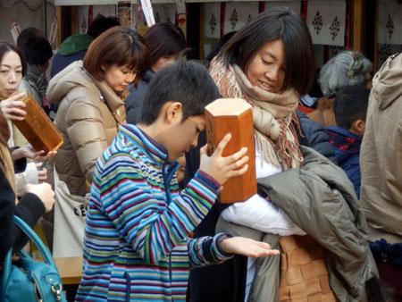 2014初詣2 上賀茂神社_e0048413_19363433.jpg