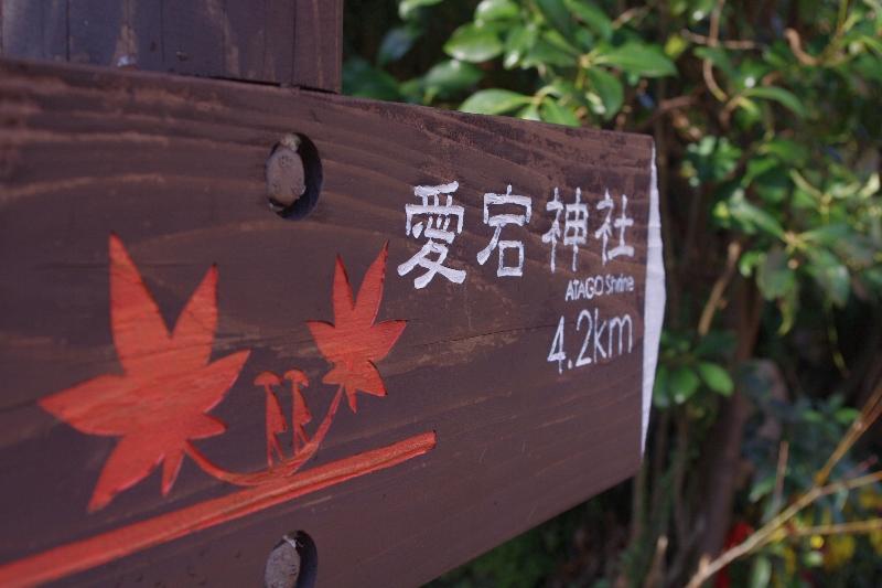 愛宕山へ_c0113733_1155750.jpg