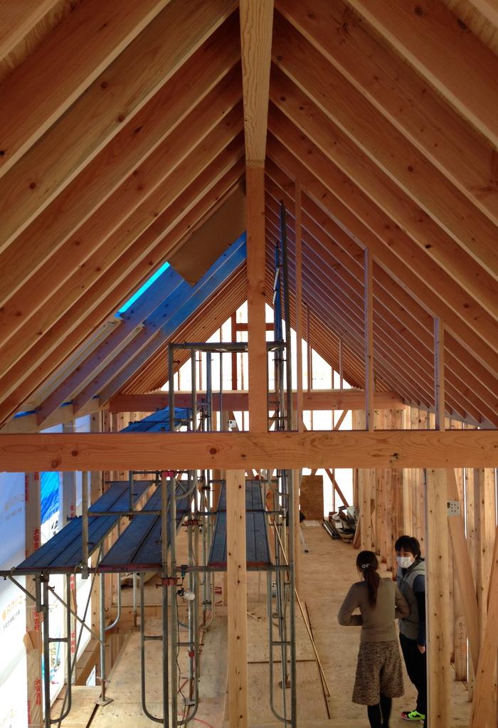 連続する屋根のカタチ_e0189939_22524819.jpg