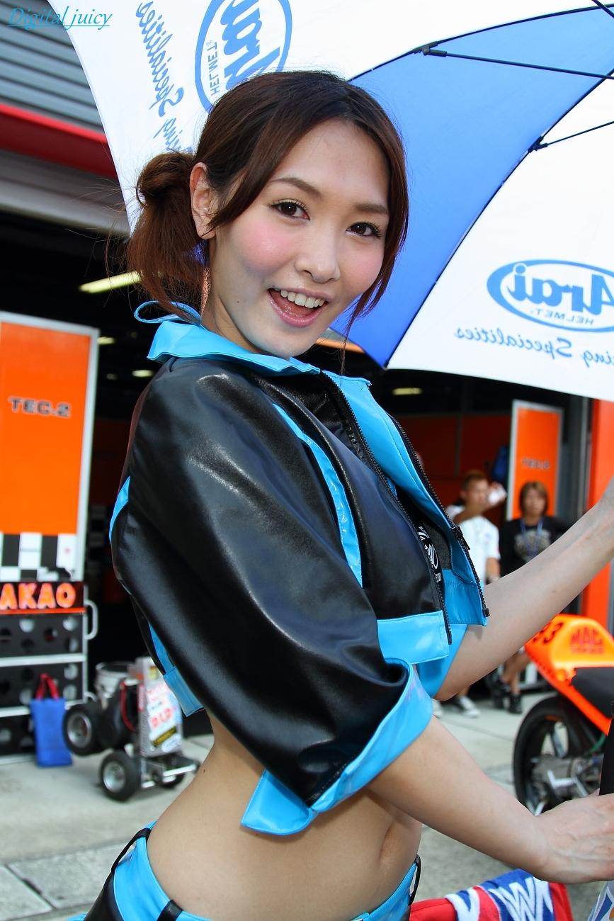 水沢のの さん<MAXINGガールズ>(Team TARO PLUS ONE レースクイーン)_c0216181_18255563.jpg