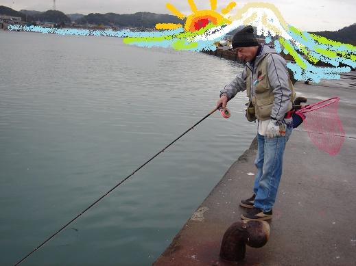 ★黒鯛釣れますように!★_e0147297_1214112.jpg