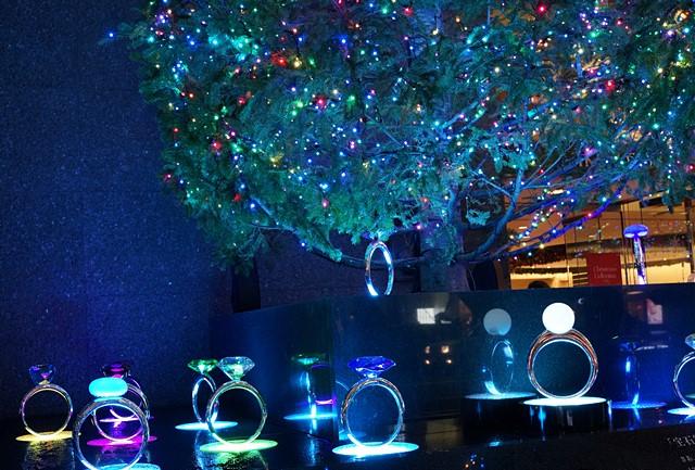 銀座のクリスマスイルミネーション 2013_b0145398_20301748.jpg