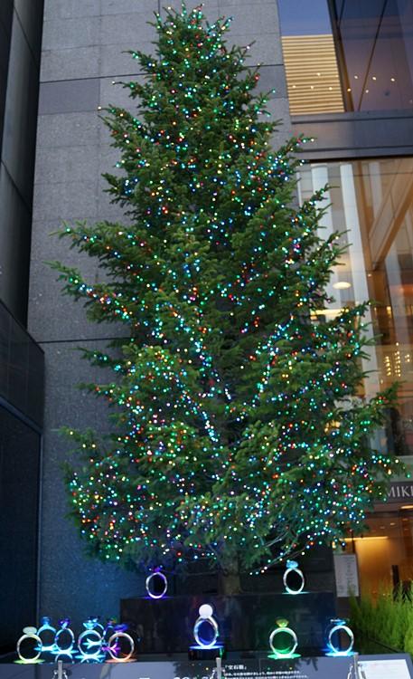 銀座のクリスマスイルミネーション 2013_b0145398_2030345.jpg