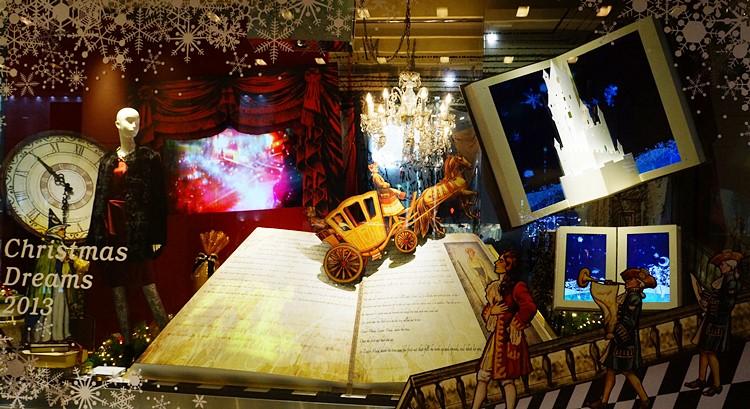 銀座のクリスマスイルミネーション 2013_b0145398_20304233.jpg