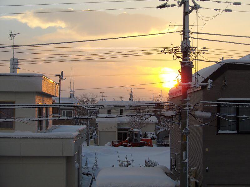 雪の正月2日_c0025115_23321871.jpg