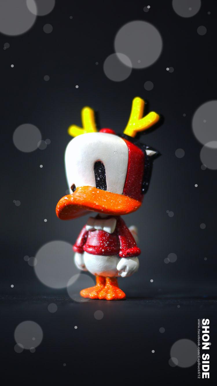 新春初売り第2弾はCap Duck Elk_a0077842_106378.jpg