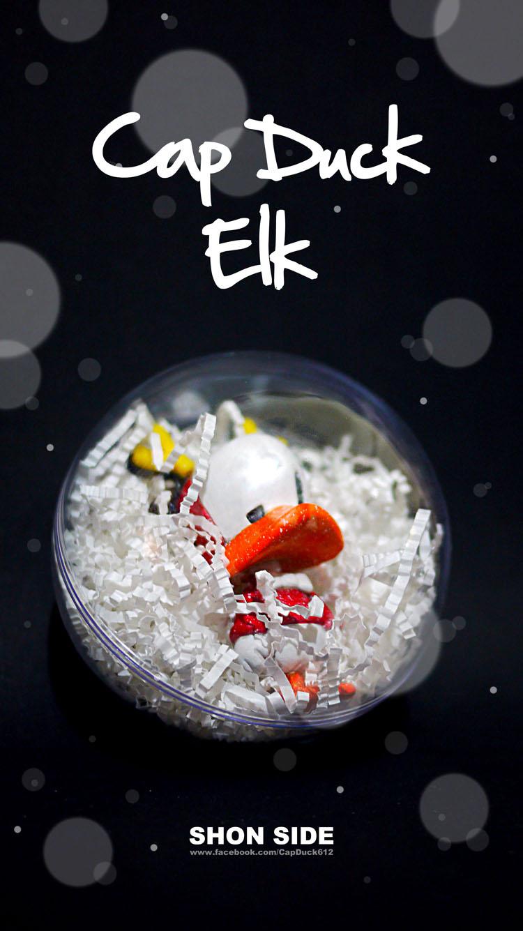 新春初売り第2弾はCap Duck Elk_a0077842_9591685.jpg