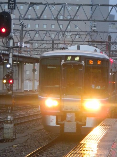 電車・・・・に乗ってきました。。。_f0065444_163019.jpg