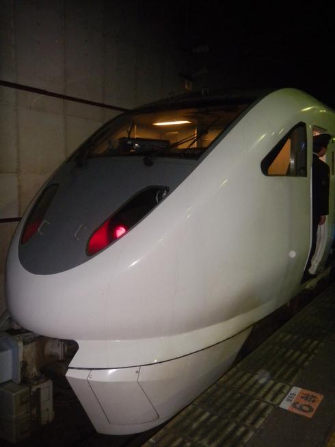 電車・・・・に乗ってきました。。。_f0065444_1663184.jpg