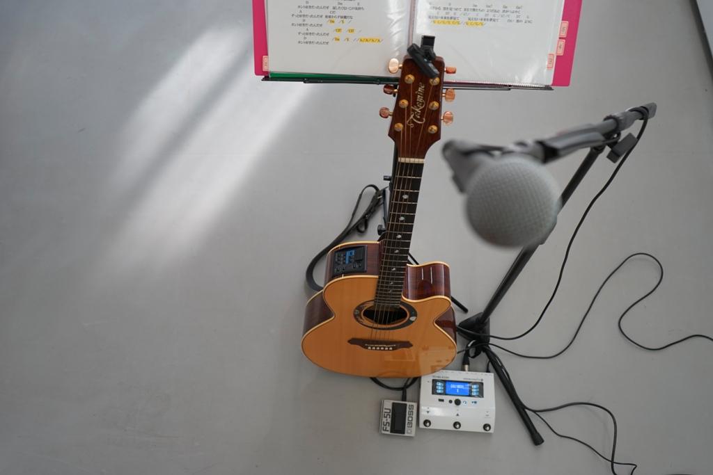 14年1月2日・初パスタ・初ギャラリー・初ギター_c0129671_17564176.jpg