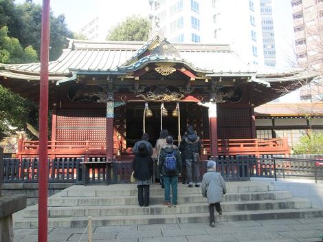 初詣と箱根駅伝_d0183174_143957.jpg