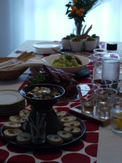 パルケ先生12月 dish lesson 『スペアリブでおもてなし2013』_e0159185_14415487.jpg