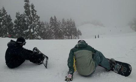 2014元旦 初滑り in スキージャム勝山_f0163105_1322415.jpg