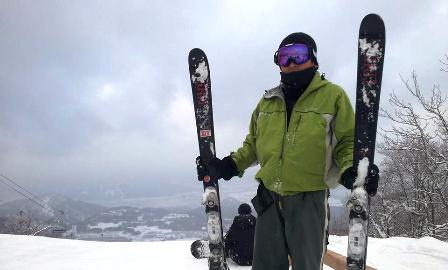 2014元旦 初滑り in スキージャム勝山_f0163105_133056.jpg