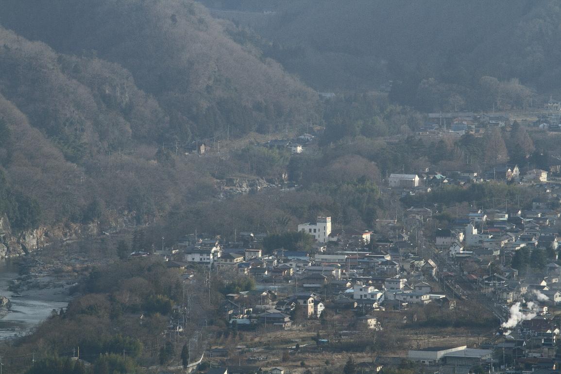 今日も長瀞発車を俯瞰した - 2014年新春・秩父 -  _b0190710_2157110.jpg