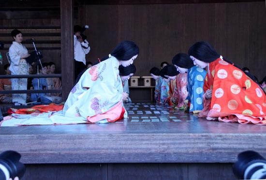 2014かるた始め 八坂神社_e0048413_20455598.jpg