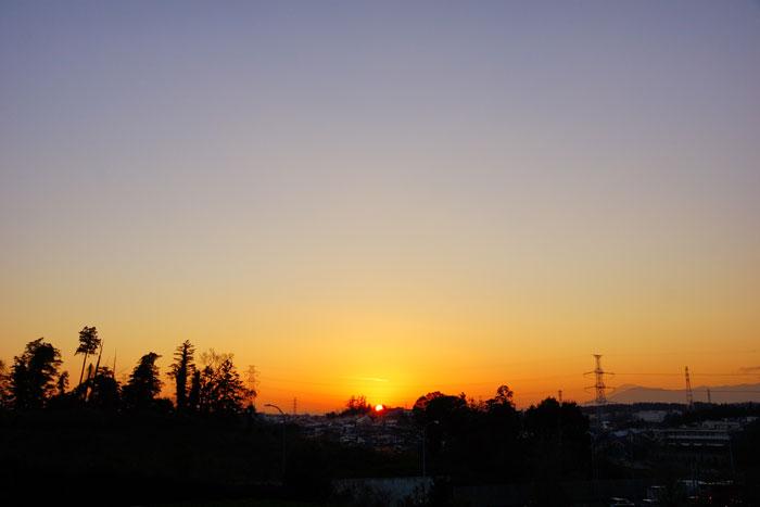 三日 月の夕_e0077521_20405764.jpg
