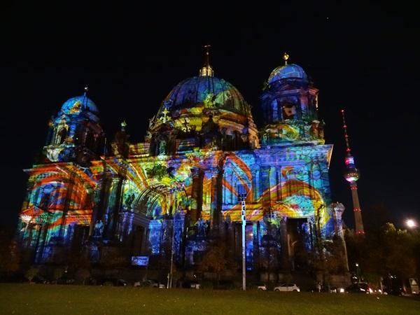 Festival of Lights(ベルリン,ドイツ)_e0182138_22394364.jpg