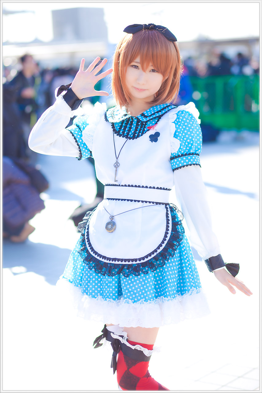 【C85】コスプレ写真 コミケ 2日目 速報版_b0073141_701557.jpg
