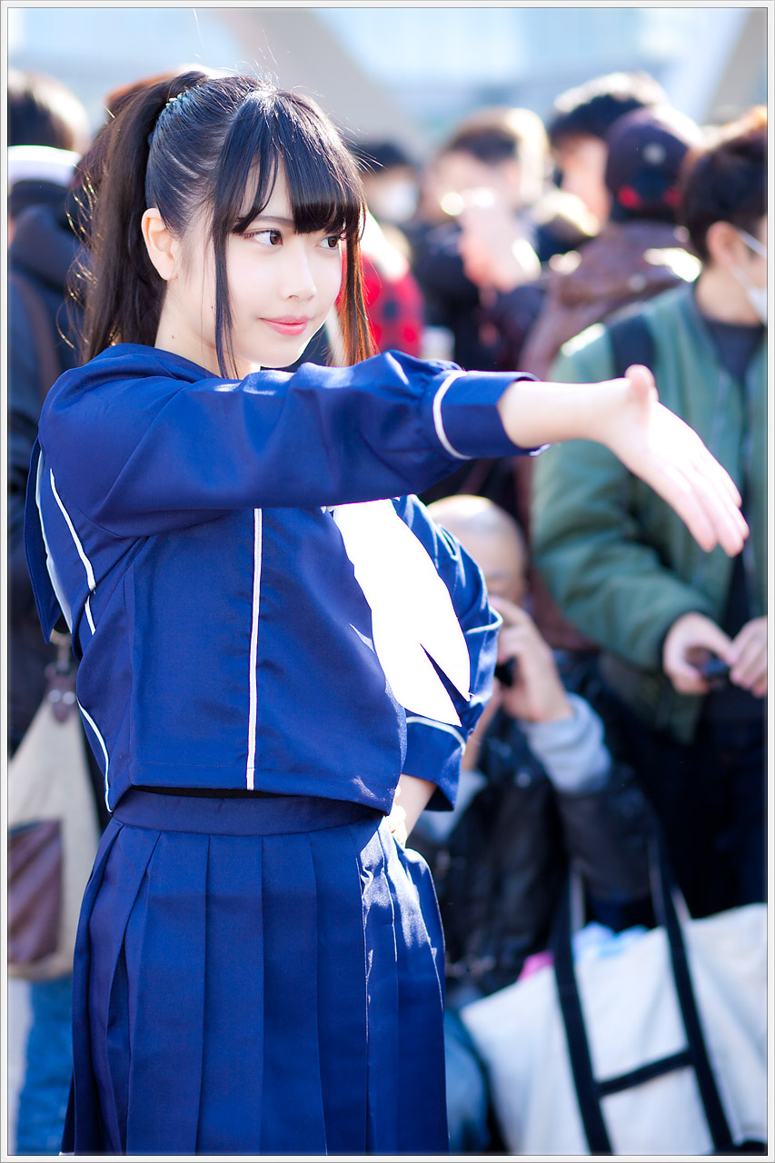 【C85】コスプレ写真 コミケ 2日目 速報版_b0073141_732033.jpg