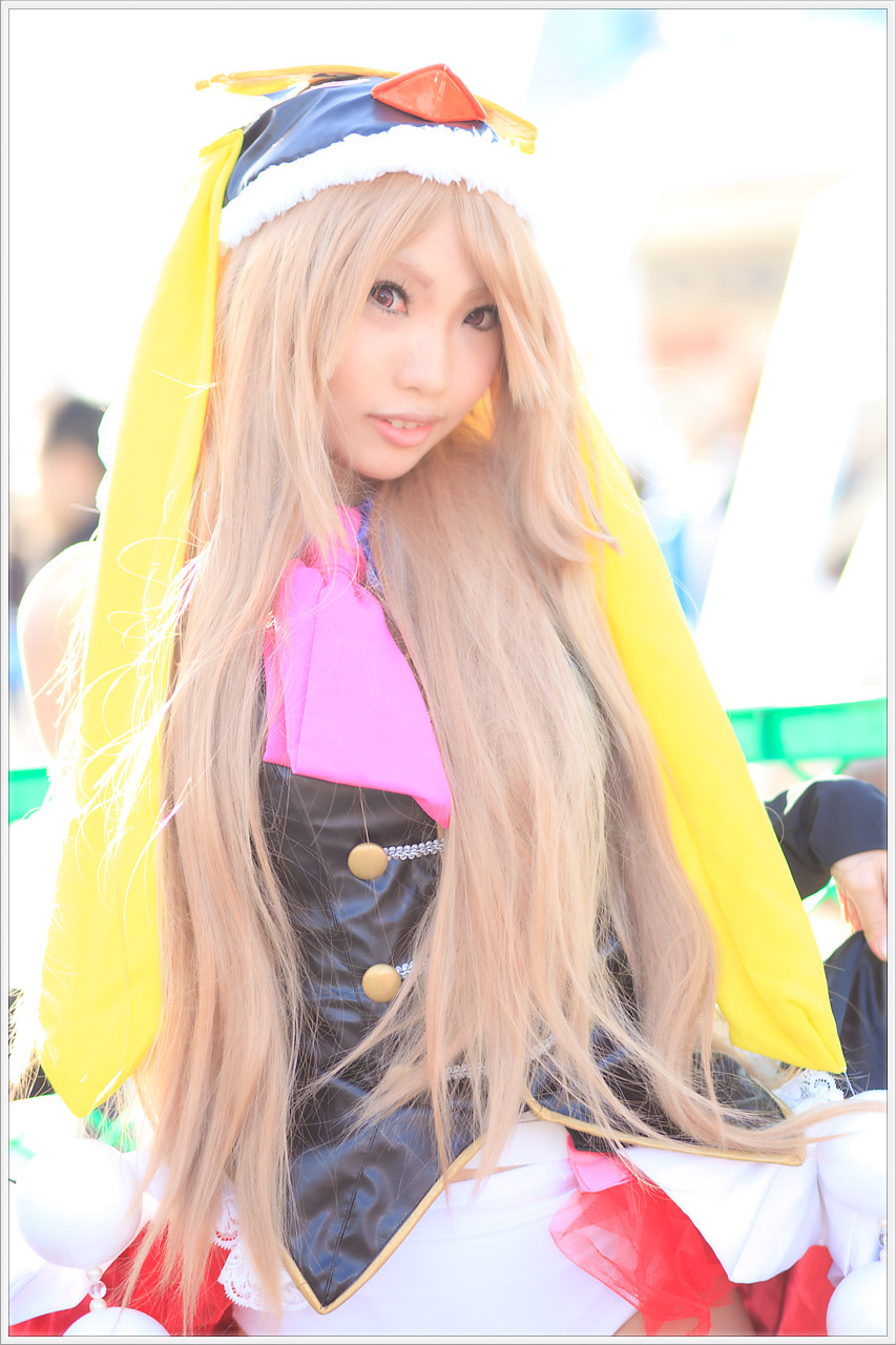 【C85】コスプレ写真 コミケ 2日目 速報版_b0073141_762652.jpg