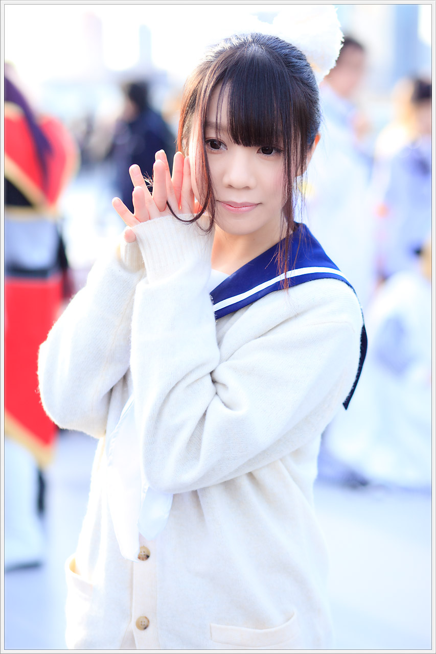 【C85】コスプレ写真 コミケ 2日目 速報版_b0073141_8181143.jpg