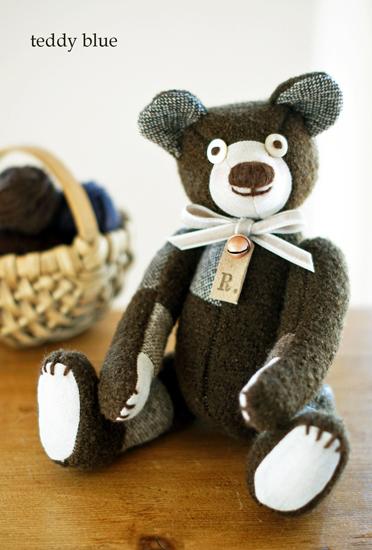 teddy baby bell  テディ ベイビーベル_e0253364_9415488.jpg