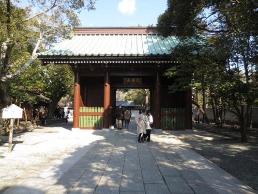 元日の鎌倉_c0310571_05075047.jpg