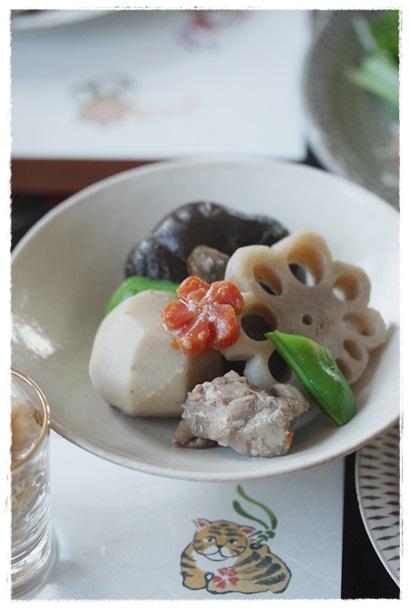 2014おせち料理テーブルコーディネート_b0165178_18251220.jpg