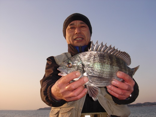 ★黒鯛釣れますように!★_e0147297_14444947.jpg