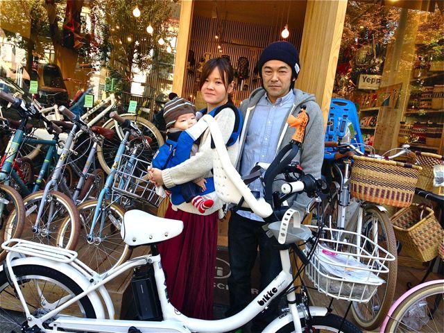 リピトの『バイシクルファミリー』Yepp ビッケ2e ハイディ bikke ママチャリ おしゃれ自転車 mama_b0212032_20153940.jpg