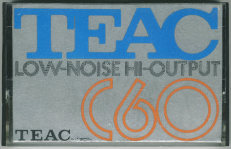 TEAC LOW-NOISE HI-OUTPUT_f0232256_19361940.jpg