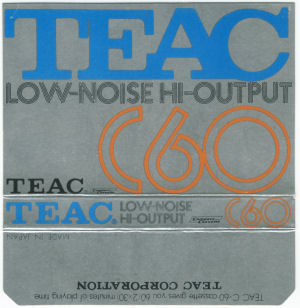 TEAC LOW-NOISE HI-OUTPUT_f0232256_19363883.jpg