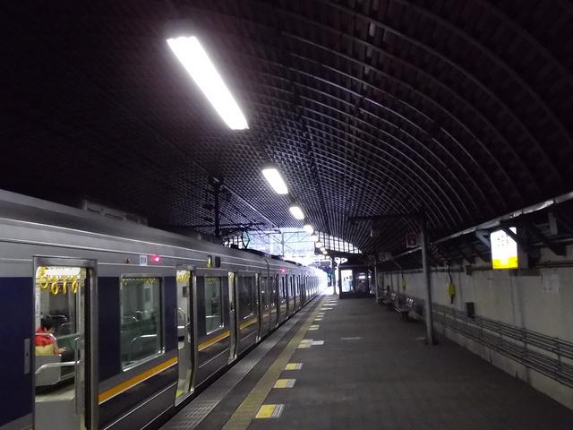 JR福知山線武田尾駅(宝塚線)_c0001670_17334026.jpg