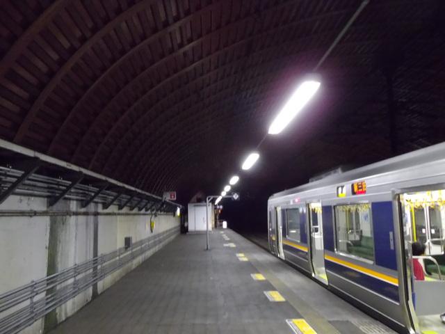 JR福知山線武田尾駅(宝塚線)_c0001670_17344653.jpg