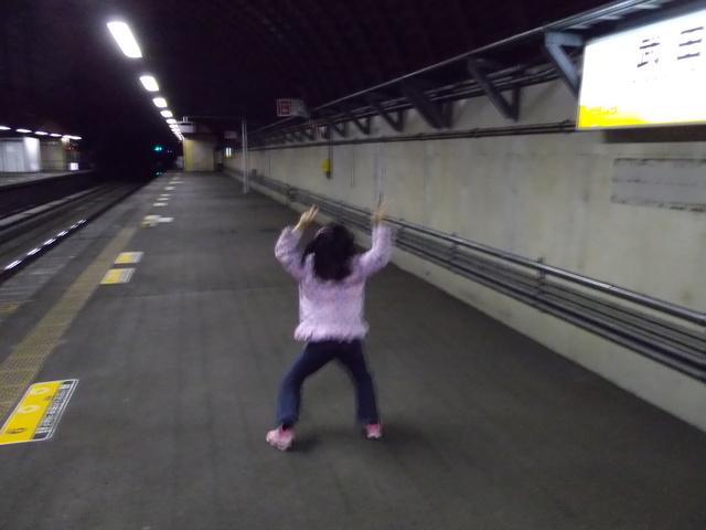 JR福知山線武田尾駅(宝塚線)_c0001670_1737101.jpg