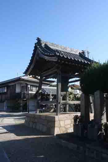 江井ケ島 玉林山 長楽寺(中寺)_a0045381_1858152.jpg