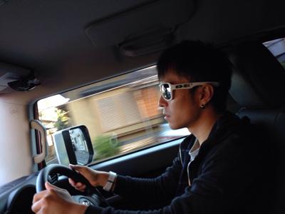 金栄堂サポート:愛三工業レーシング・平塚吉光選手アイウェアインプレッション!_c0003493_934574.jpg