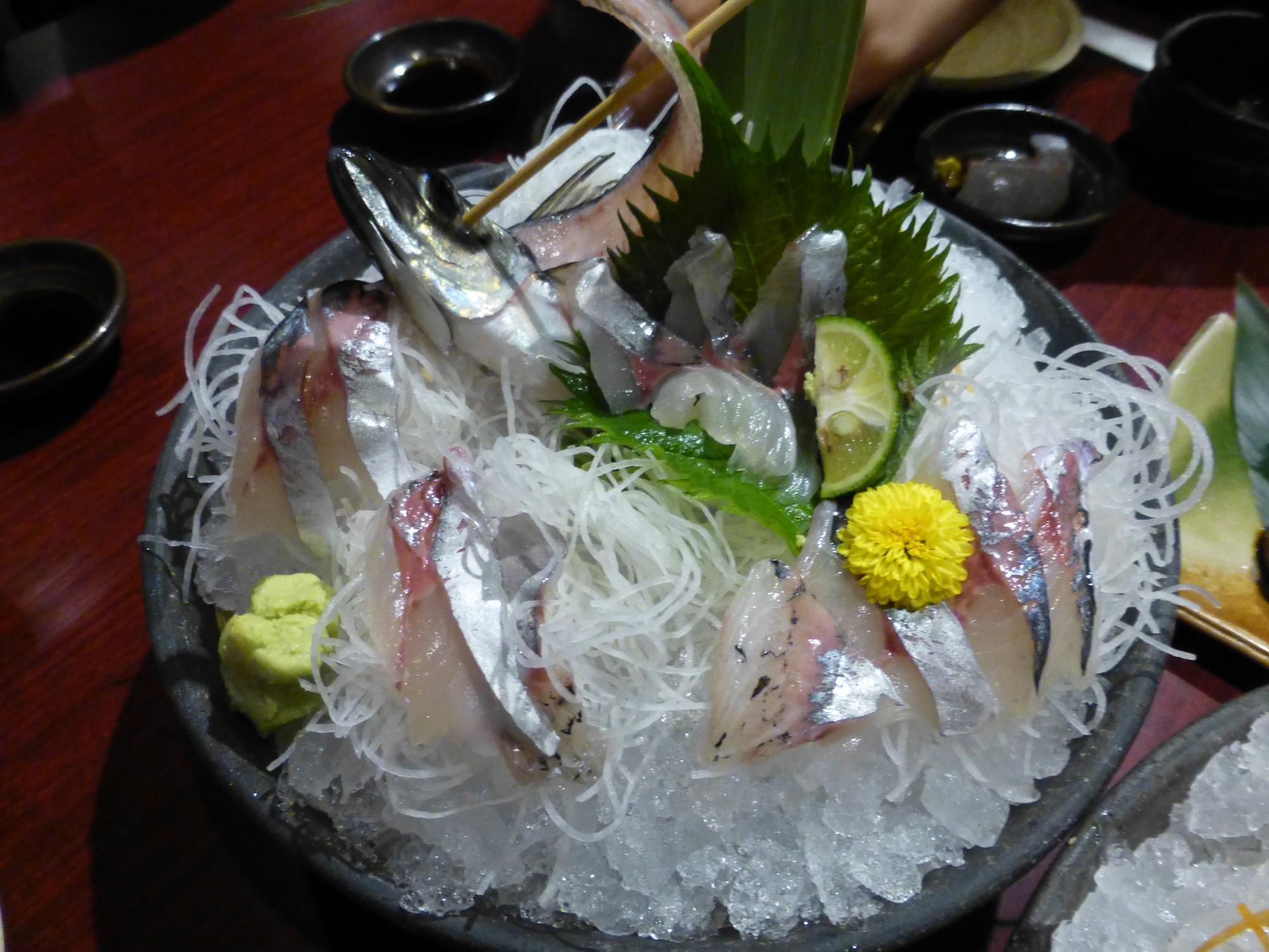 町家居酒屋 矗矗屋(ちくちくや)川西能勢口_c0118393_1843111.jpg