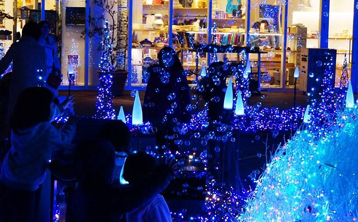 テラスモール湘南のクリスマスイルミネーション2013_b0145398_20582399.jpg