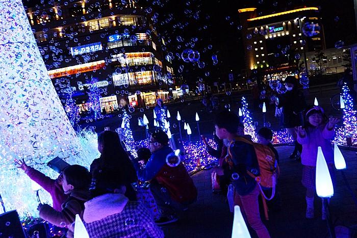 テラスモール湘南のクリスマスイルミネーション2013_b0145398_205910100.jpg