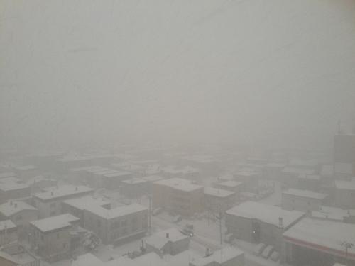 東京オートサロン準備の予定が除雪始めに、明寿ブログ、ランクル200ディーゼル_b0127002_1854544.jpg