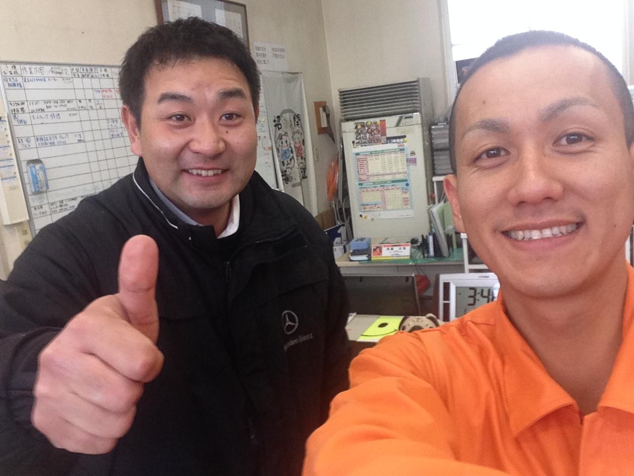 東京オートサロン準備の予定が除雪始めに、明寿ブログ、ランクル200ディーゼル_b0127002_212729100.jpg