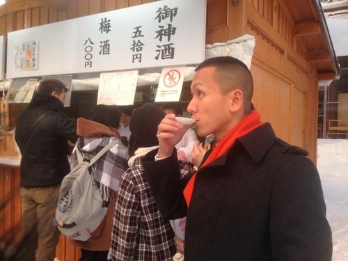 東京オートサロン準備の予定が除雪始めに、明寿ブログ、ランクル200ディーゼル_b0127002_21442330.jpg