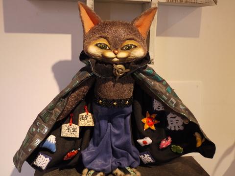 平成の招き猫展 2014 ② @益子 もえぎ_b0116313_2131453.jpg
