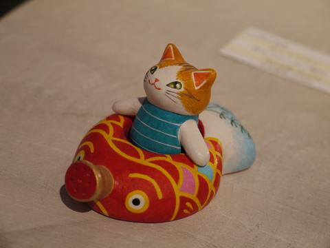 平成の招き猫展 2014 ② @益子 もえぎ_b0116313_21332950.jpg